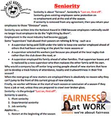 Seniority PDF